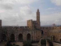Une des mosquées de Jérusalem