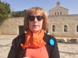 Une des nombreuses églises de Galilée