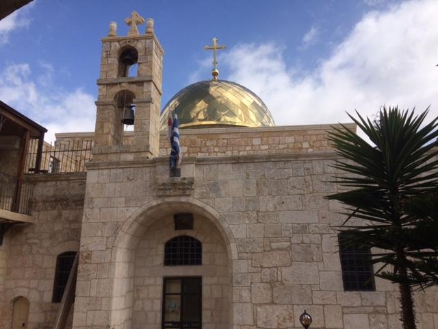 Israël – diversité des paysages et dessites