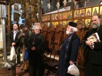 Service religieux orthodoxe