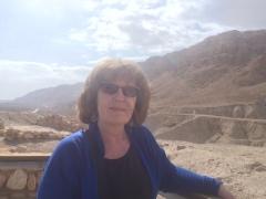 Dans le désert de Judée