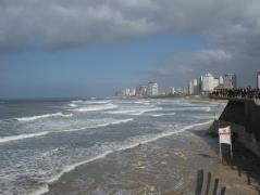 Tel Aviv et sa plage