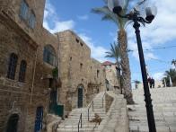 les vieilles ruelles de Jaffa
