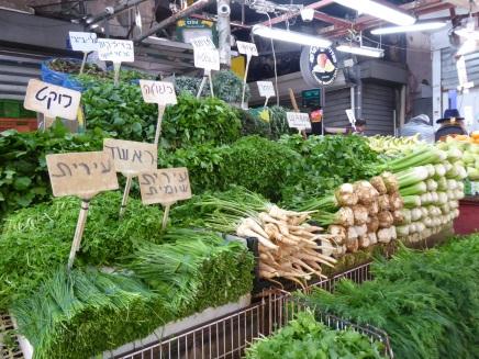 Verdures en tout genre