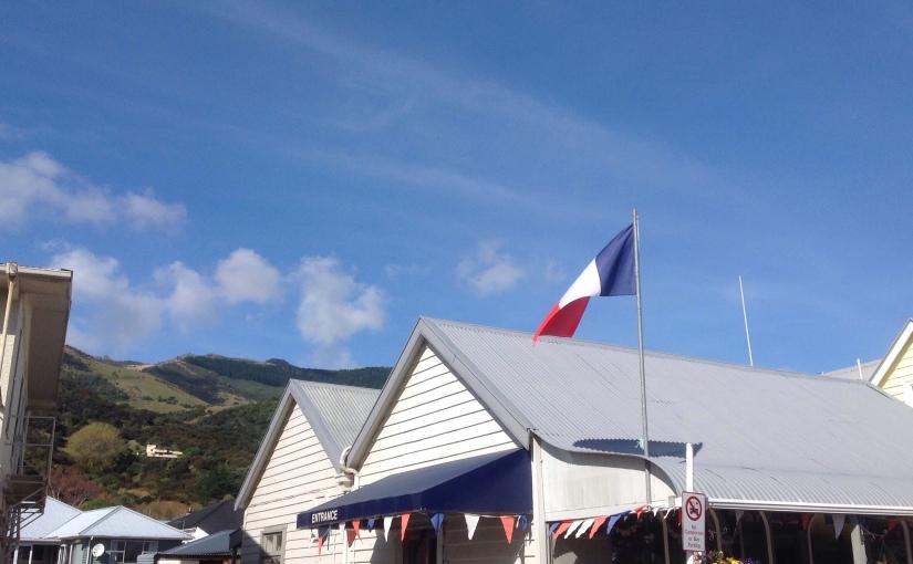 Nouvelle Zélande : Akaroa, un petit coin deFrance