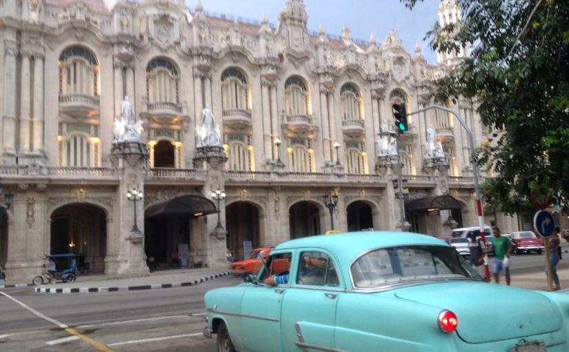 Cuba : La Havane, exotique etcontrastée