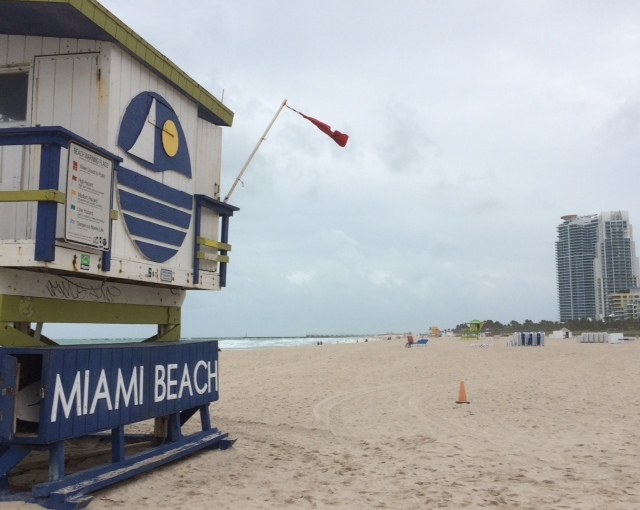 USA : Miami, une étape courte. Ouf!