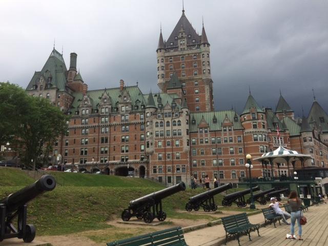 Canada : vieux Québecenchanteur